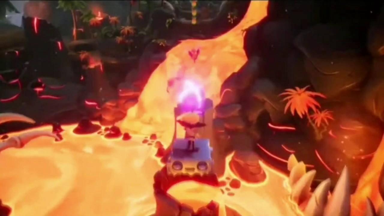 Se filtran imágenes y hasta la fecha de salida de Crash Bandicoot 4: It's About Time 11