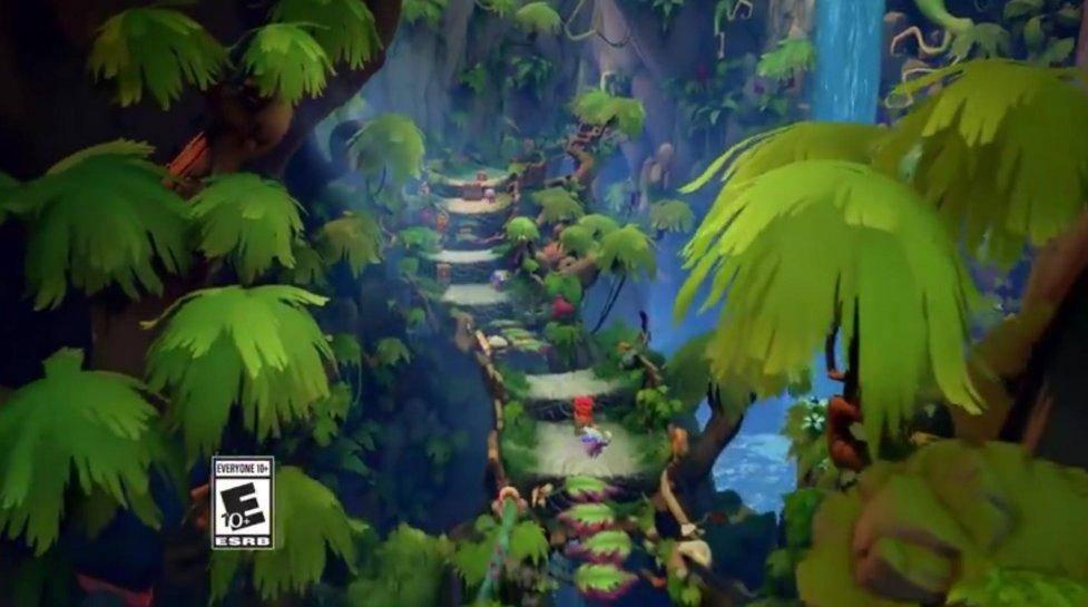 Se filtran imágenes y hasta la fecha de salida de Crash Bandicoot 4: It's About Time 6