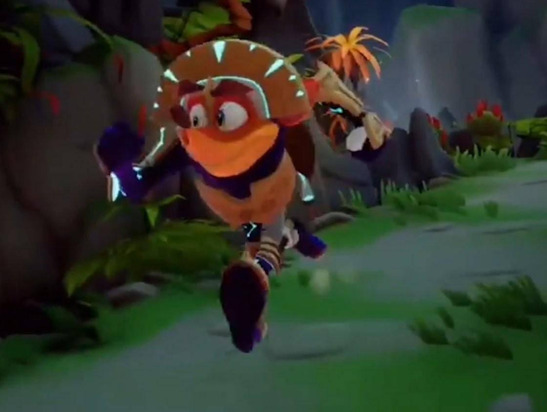 Se filtran imágenes y hasta la fecha de salida de Crash Bandicoot 4: It's About Time 5