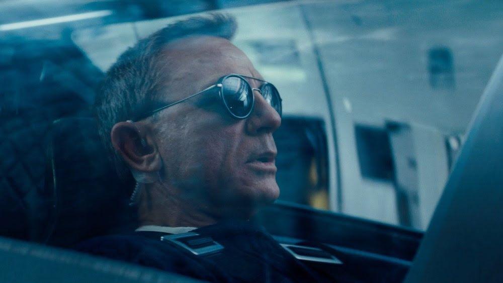 Daniel Craig, James Bond, No time to die
