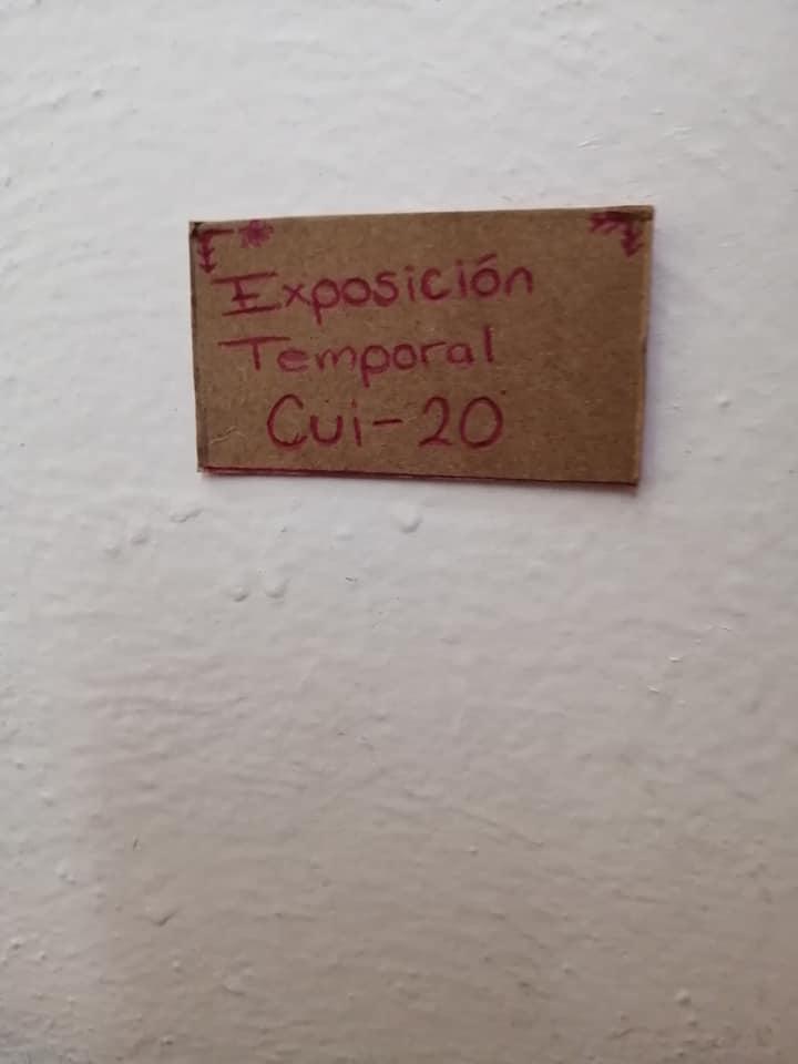 Exposición temporal Cui 20: una usuaria de Facebook recrea pinturas icónicas para sus cuyos 1