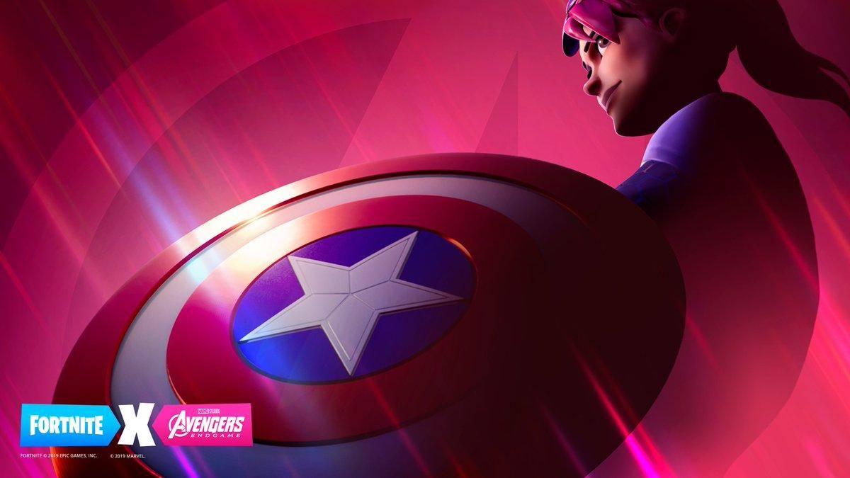 Capitán América llegará a Fortnite 1