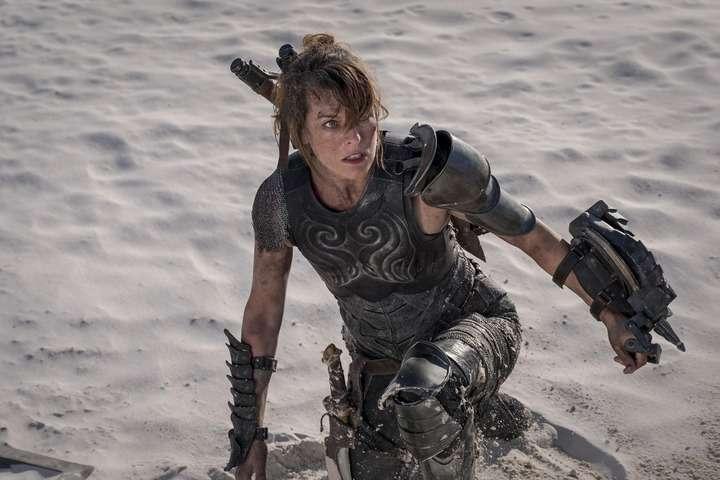 Milla Jovovich, Monster Hunter