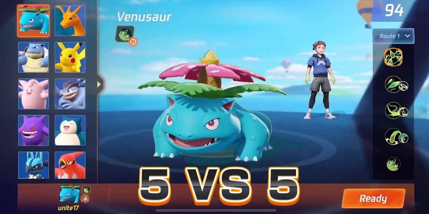 Pokémon Unite llegará a Nintendo Switch y dispositivos móviles 1