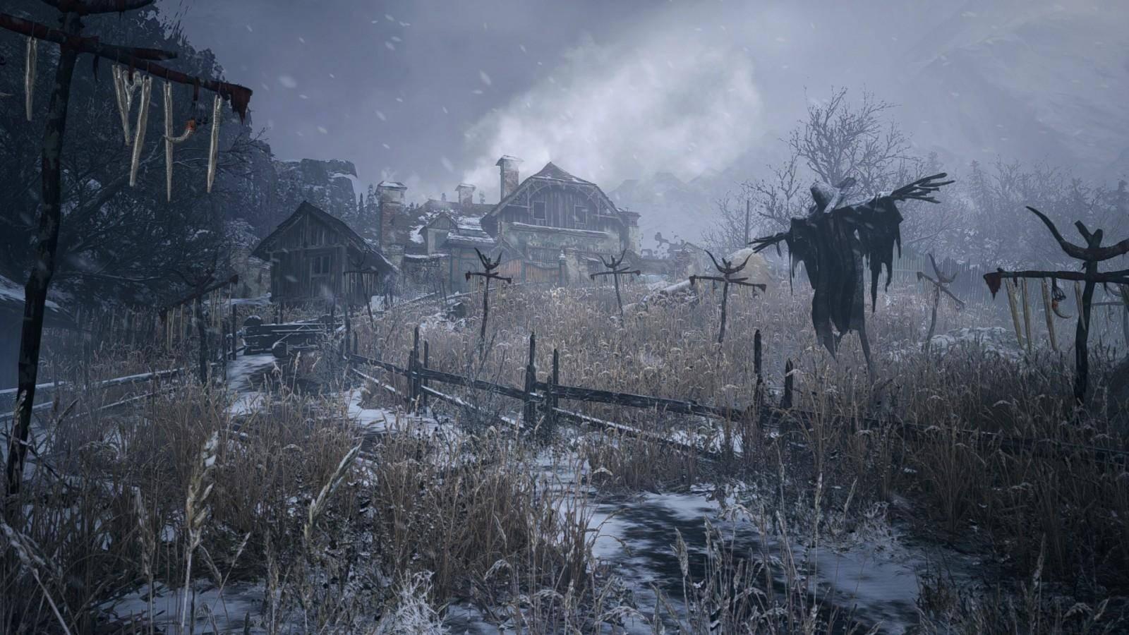 Conoce más detalles de Resident Evil Village 13