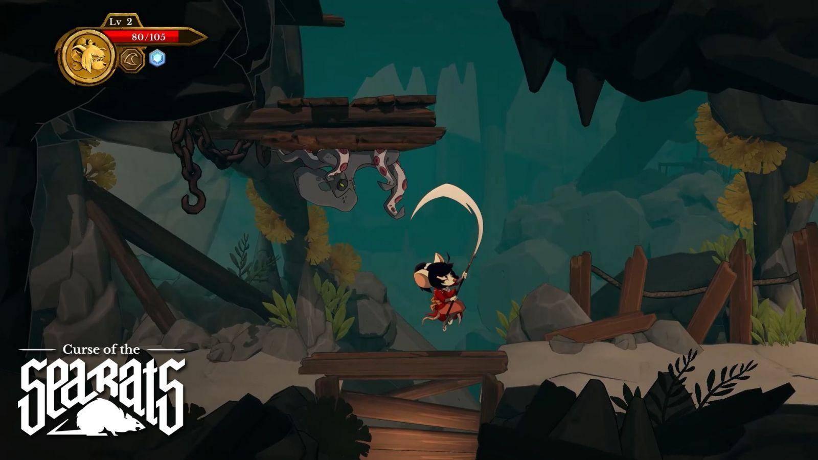 Curse of the Sea Rats ha alcanzado el 100% de su meta kickstarter en pocas horas 4