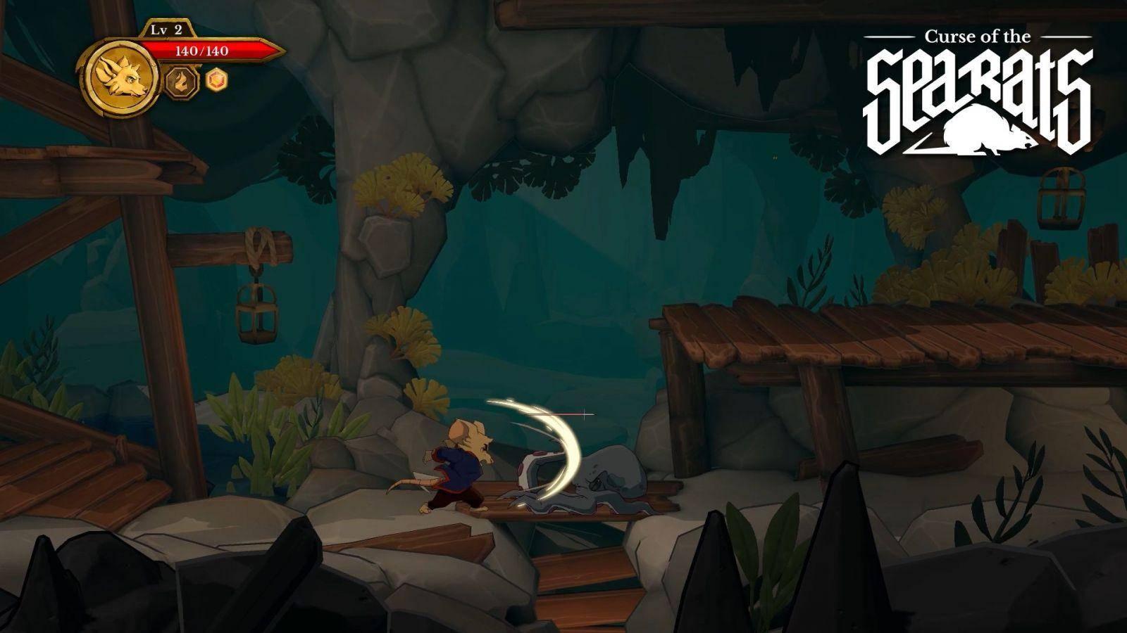 Curse of the Sea Rats comienza su campaña Kickstarter 5