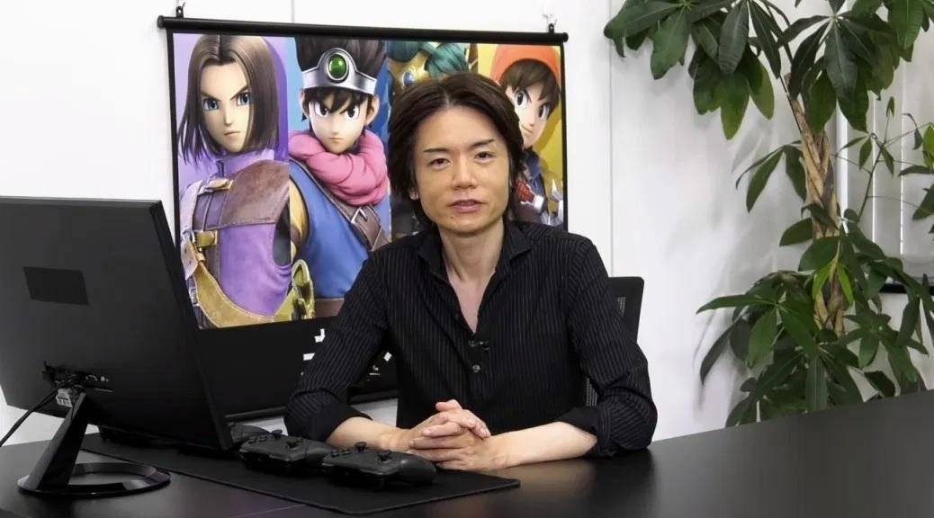 Masahiro Sakurai: Super Smash Bros. Ultimate