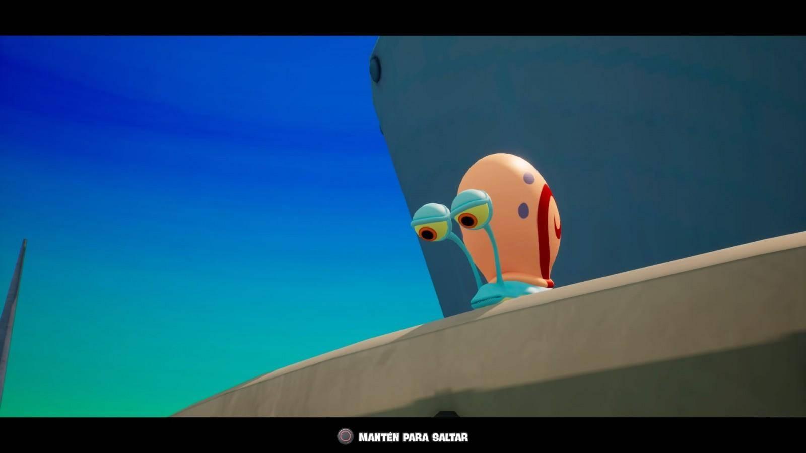 RESEÑA: Bob Esponja: Battle for bikini bottom- Rehydrated. (PS4) 14