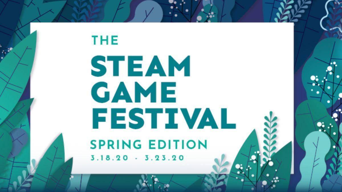 Steam Game Festival 2020: Summer Edition se pospone del 16 al 22 de junio 1