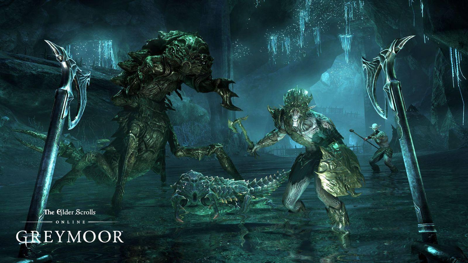 La tierra de Skyrim regresa a consolas con The Elder Scrolls Online 4