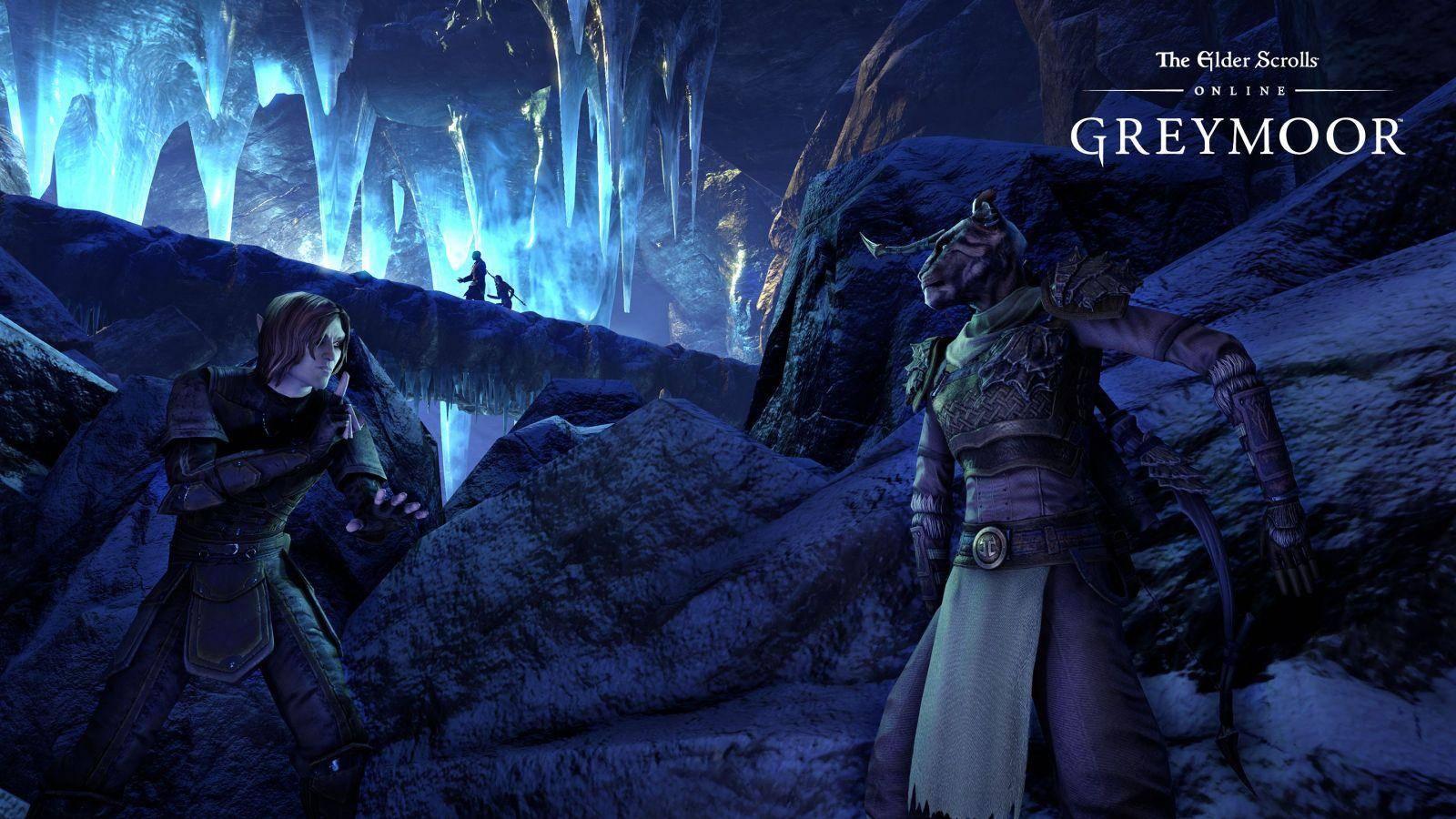 La tierra de Skyrim regresa a consolas con The Elder Scrolls Online 3