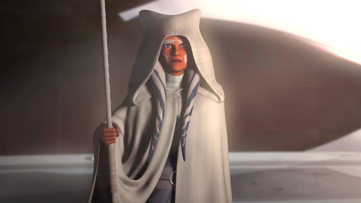 Ahsoka Tano en Rebels