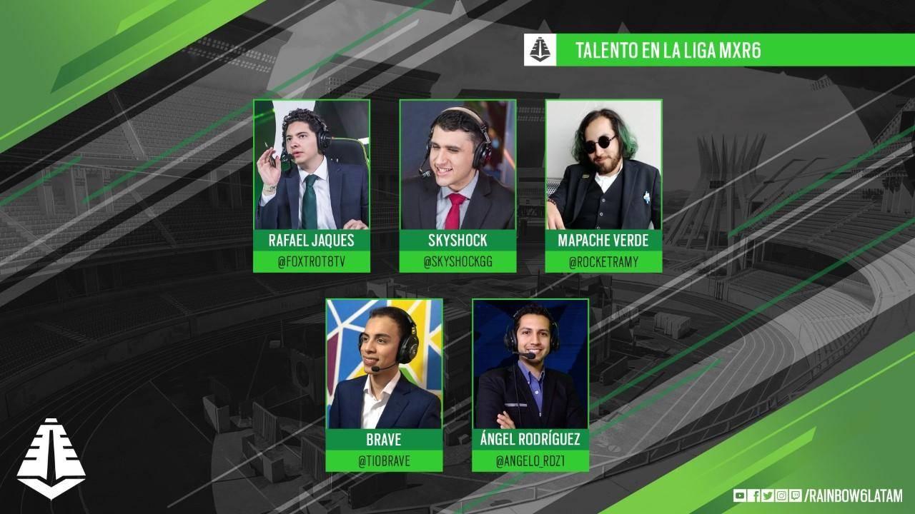 Rainbow Six Siege: El campeonato Mexicano¡Ya comenzó! 2