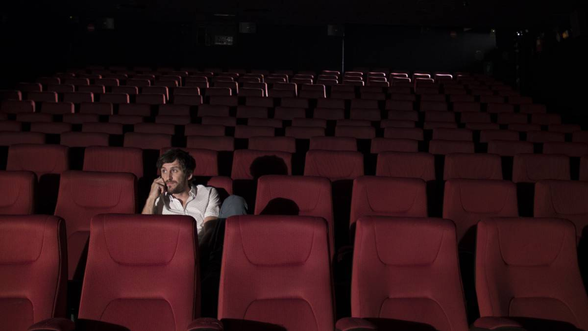 Cines abiertos sin palomitas
