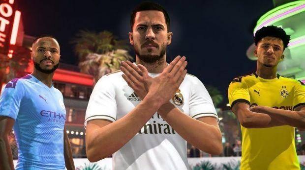 FIFA 21, ¿Sientes la ráfaga de la velocidad? 1