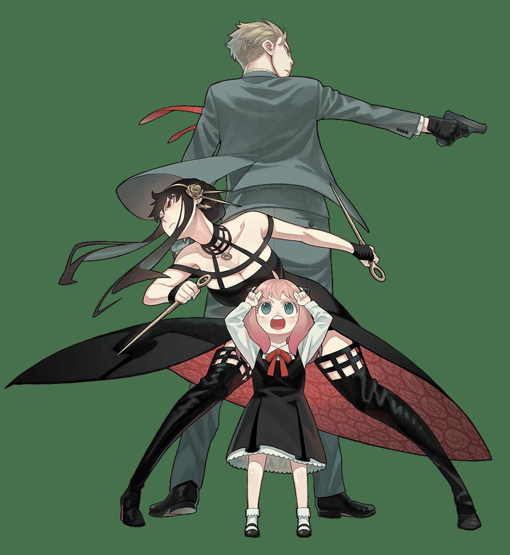 SPY × FAMILY