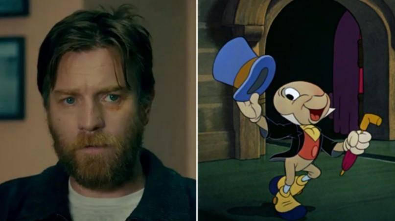 Ewan McGregor será Pepito Grillo en Pinocchio de Del Toro 1