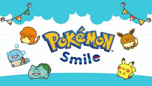 ¡Pokémon Smile ya se encuentra disponible! 1