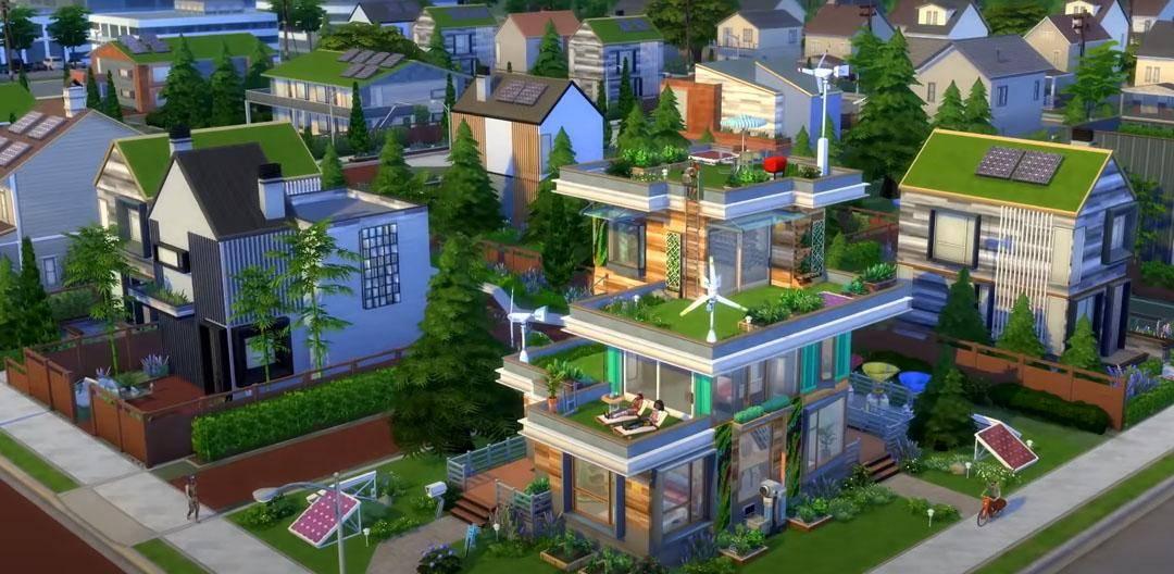Reseña: The Sims 4: Eco Lifestyle 2
