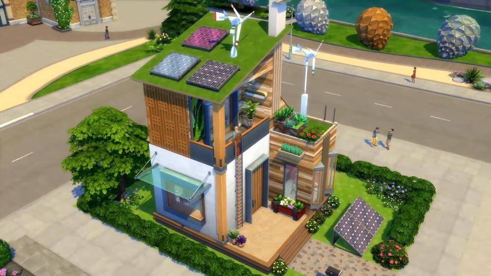 Reseña: The Sims 4: Eco Lifestyle 1