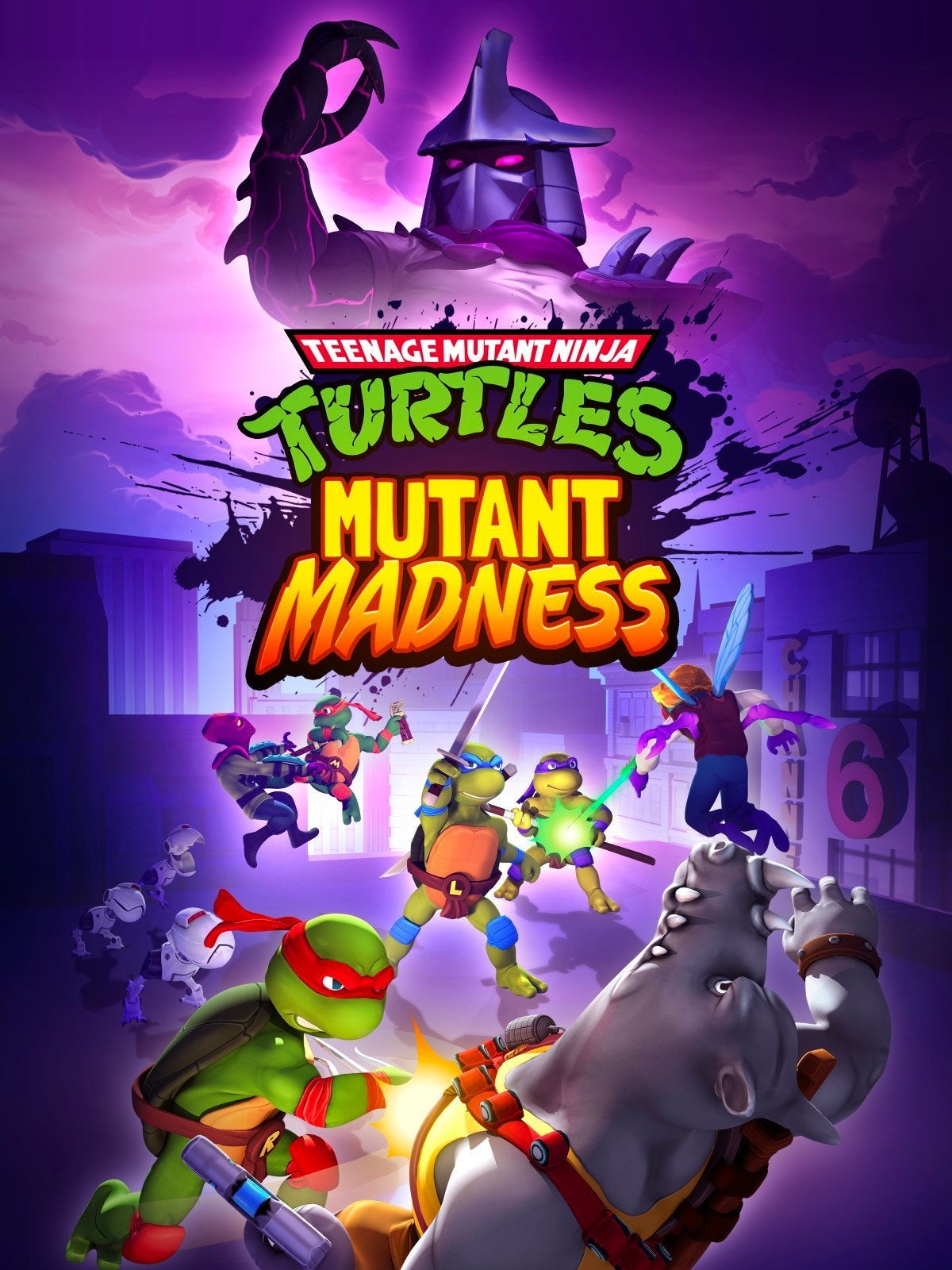 Las Tortugas Ninja tendrán nuevo videojuego: Mutant Madness 2