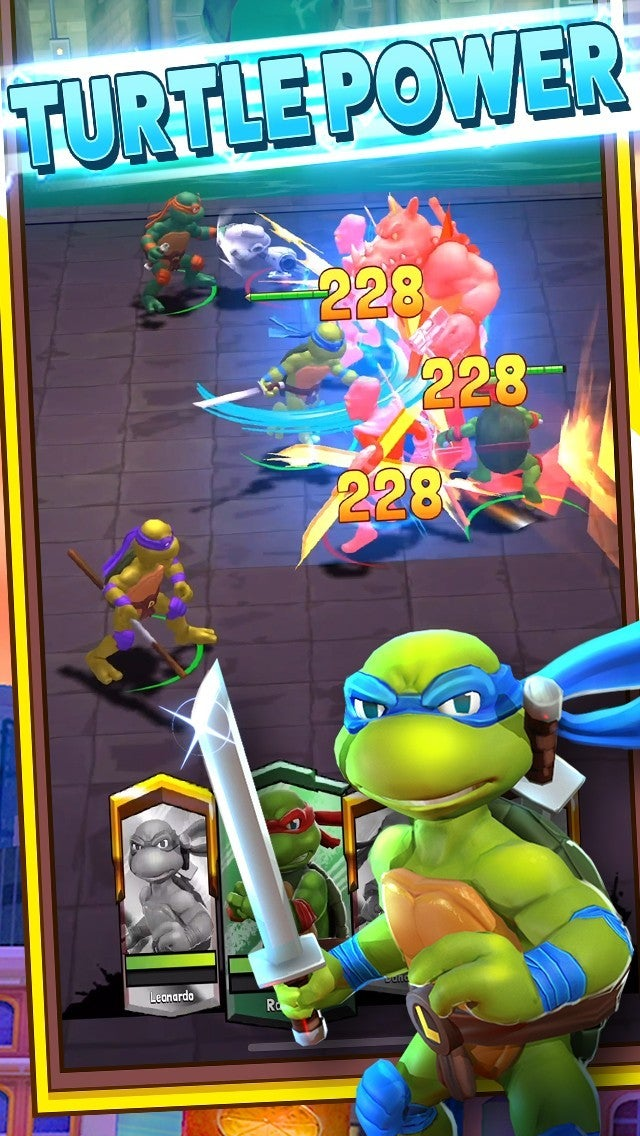 Las Tortugas Ninja tendrán nuevo videojuego: Mutant Madness 4