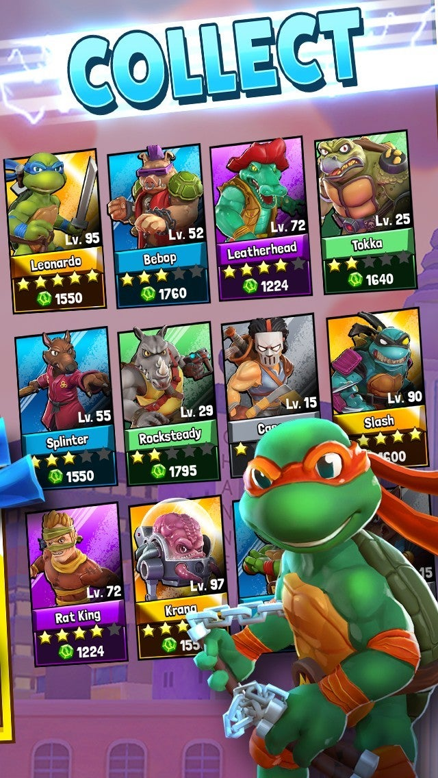 Las Tortugas Ninja tendrán nuevo videojuego: Mutant Madness 5