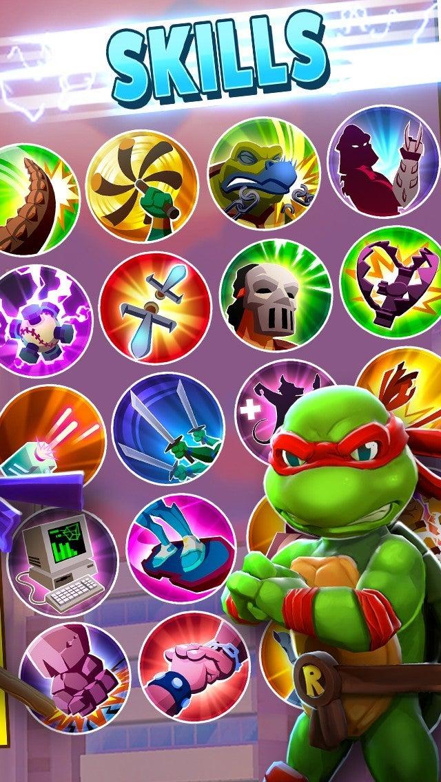 Las Tortugas Ninja tendrán nuevo videojuego: Mutant Madness 7