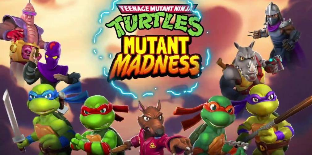 Las Tortugas Ninja tendrán nuevo videojuego: Mutant Madness 1