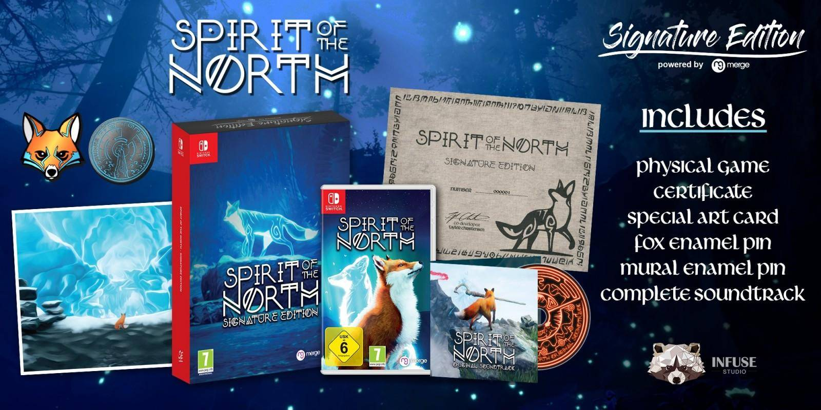 Spirit of the North presenta su Signature Edition 4