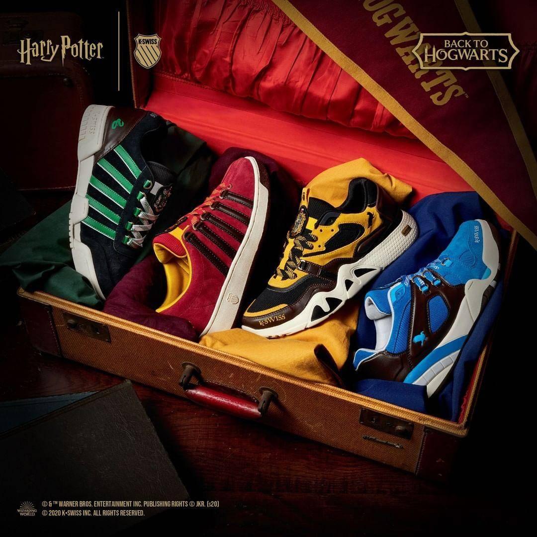 harry potter back to hogwarts