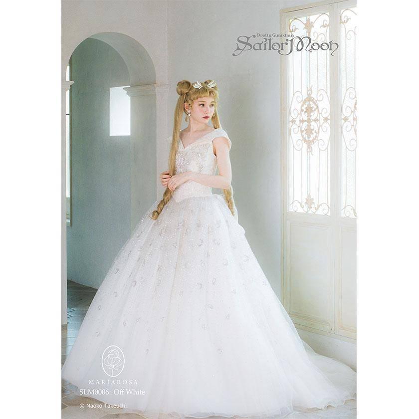Mira estos increíbles vestidos de novia inspirados en Sailor Moon 2