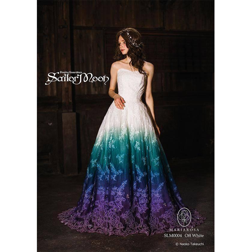 Mira estos increíbles vestidos de novia inspirados en Sailor Moon 5