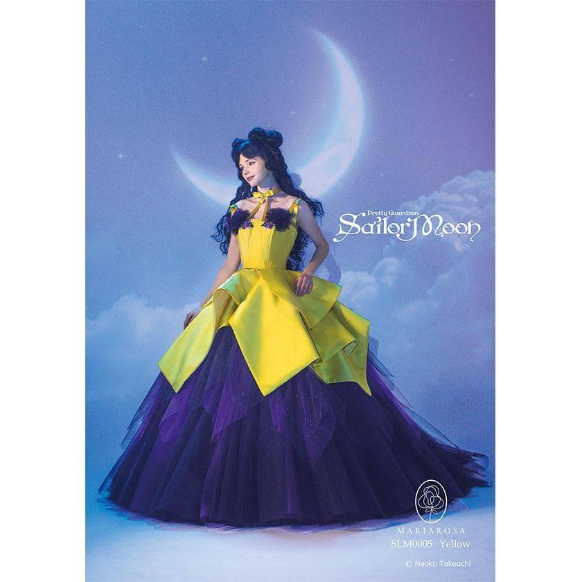 Mira estos increíbles vestidos de novia inspirados en Sailor Moon 6