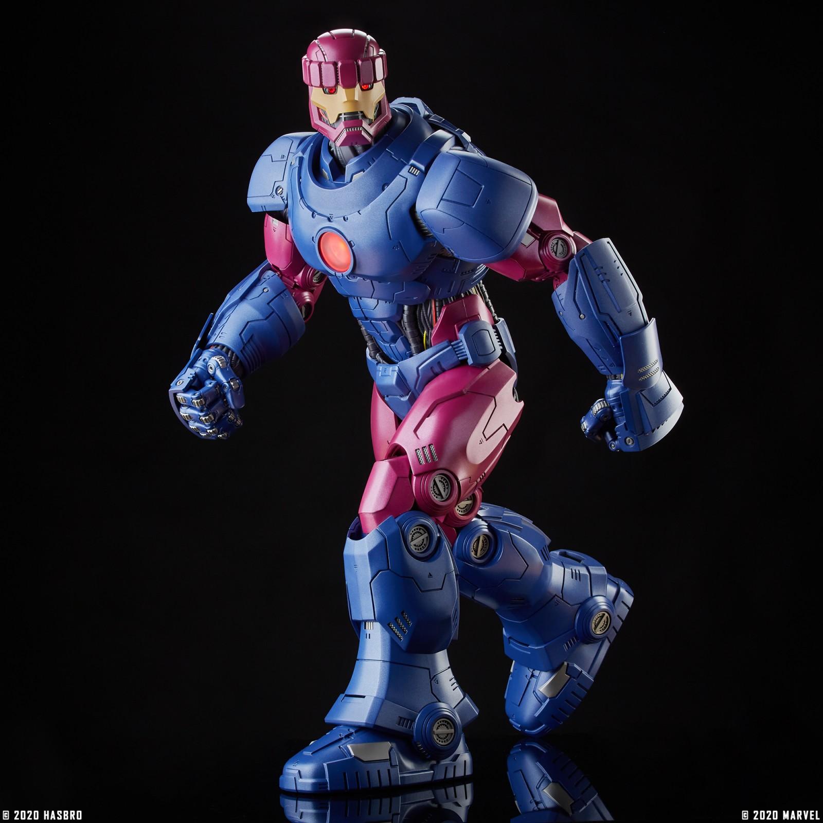 ¡Hasbro traerá el gigantesco Centinela de los X-Men a México! 8