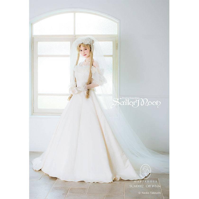 Mira estos increíbles vestidos de novia inspirados en Sailor Moon 7