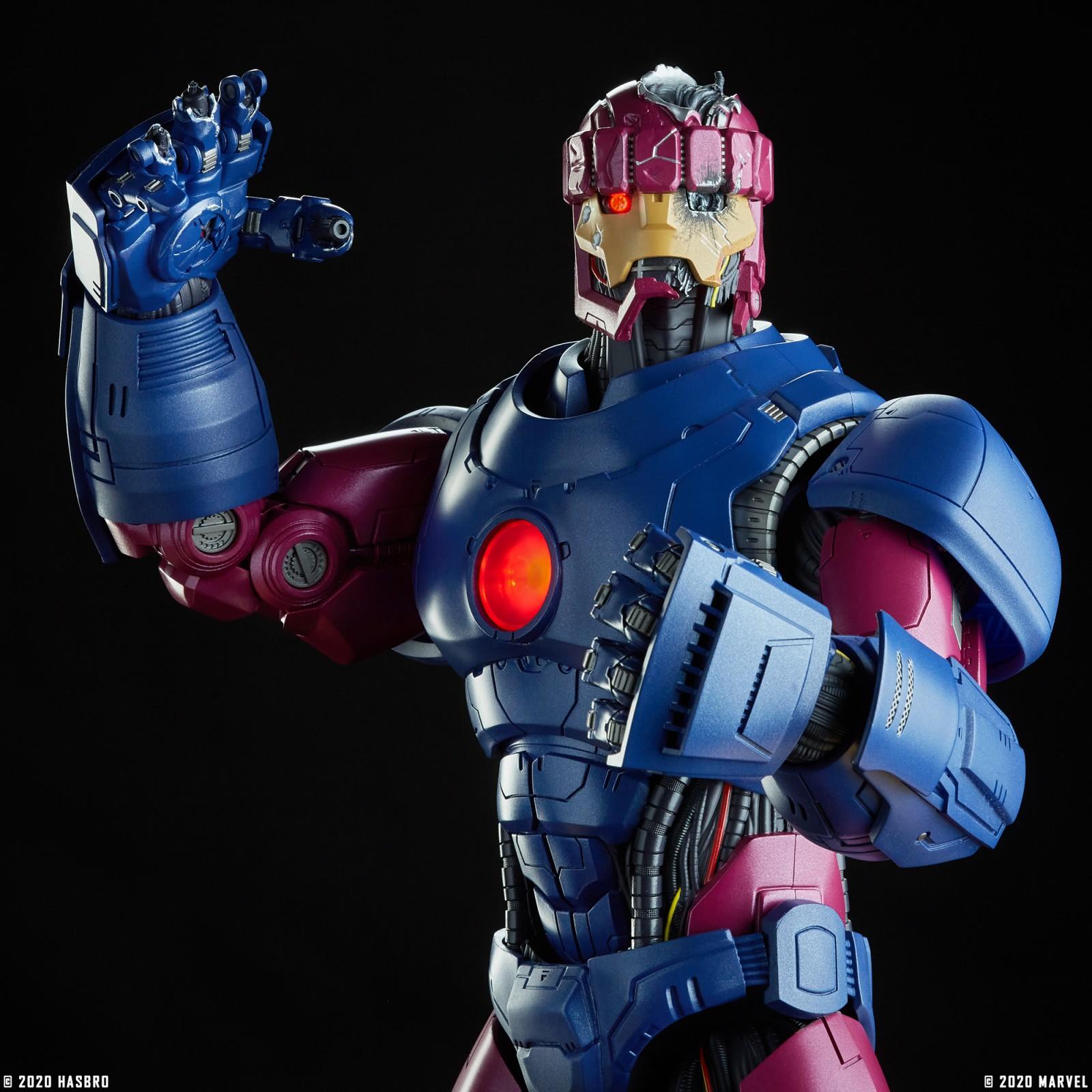 ¡Hasbro traerá el gigantesco Centinela de los X-Men a México! 1