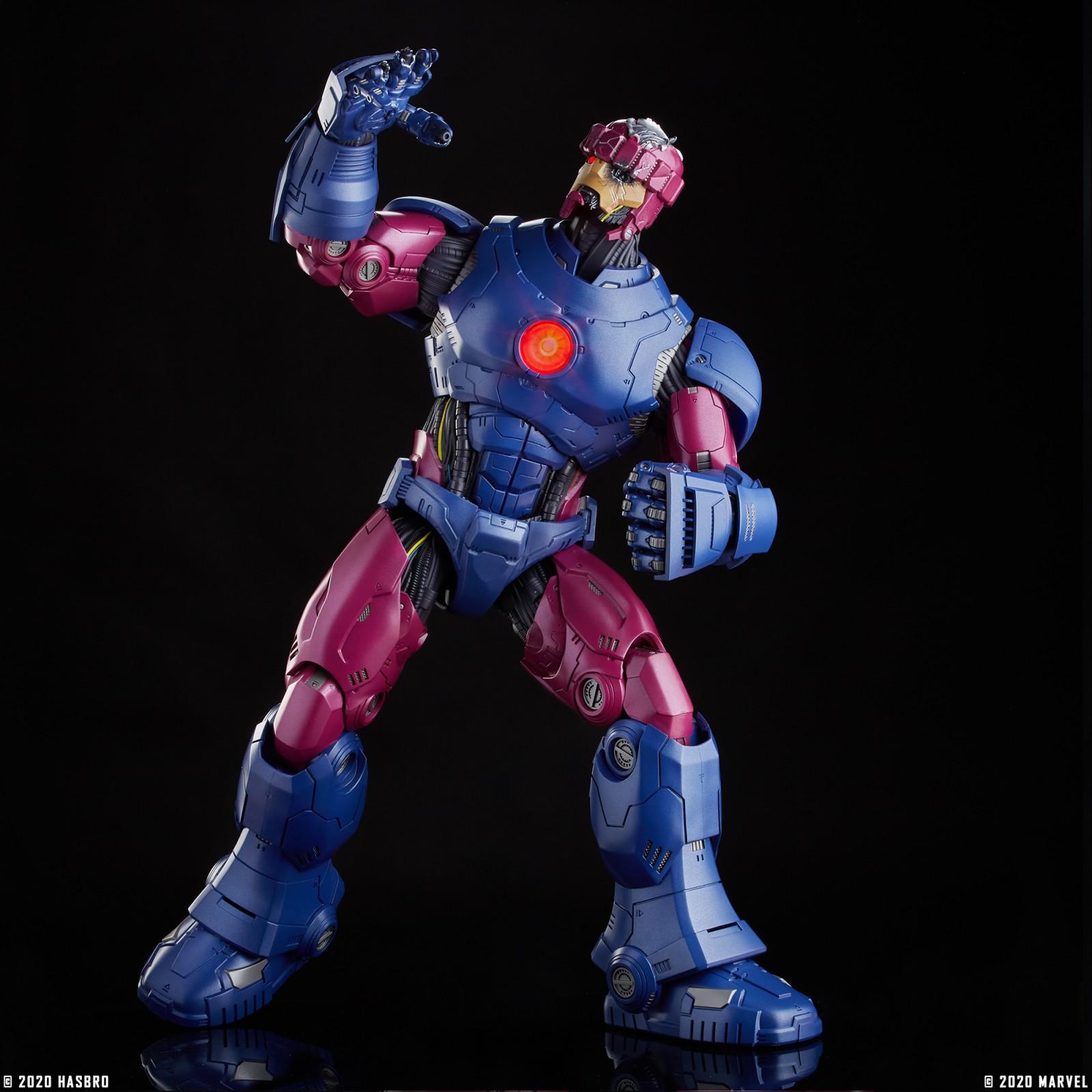 ¡Hasbro traerá el gigantesco Centinela de los X-Men a México! 12