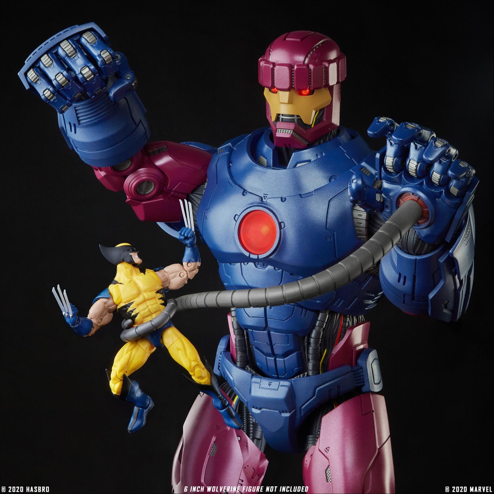 ¡Hasbro traerá el gigantesco Centinela de los X-Men a México! 5