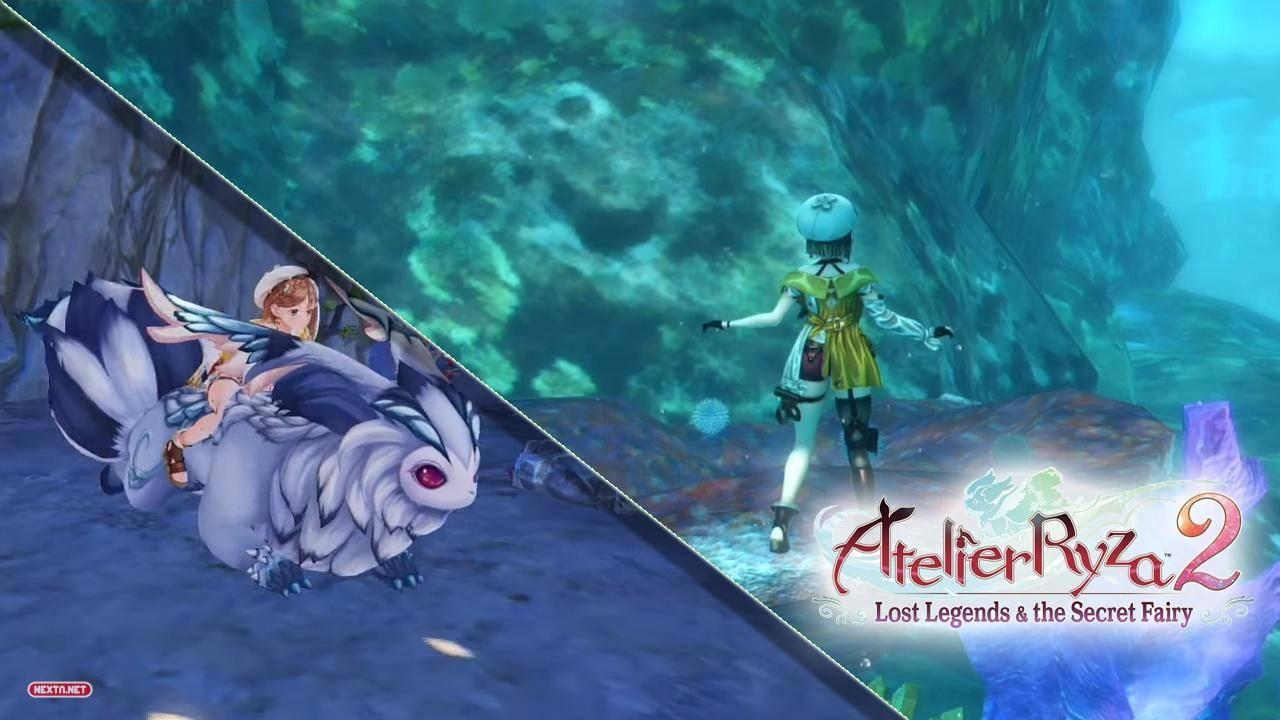 Atelier Ryza 2: Lost Legends & The Secret Fairy, anunciado en el Mini Direct de Nintendo 1