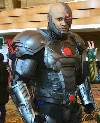 DC invita a los fans de Justice League a crear su propio cosplay de Cyborg, ¡Habrá 7 ganadores! 3