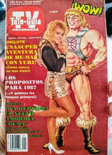He-Man y Yuri: El crossover de los 80's que nadie recuerda 12
