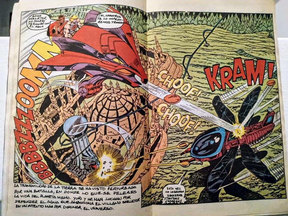 He-Man y Yuri: El crossover de los 80's que nadie recuerda 11