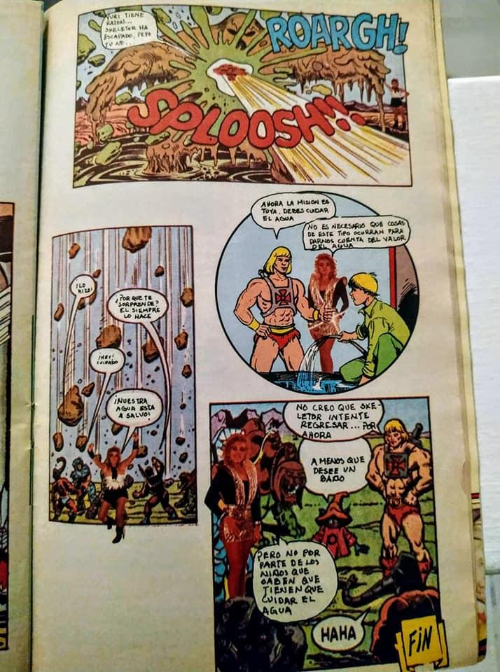 He-Man y Yuri: El crossover de los 80's que nadie recuerda 7