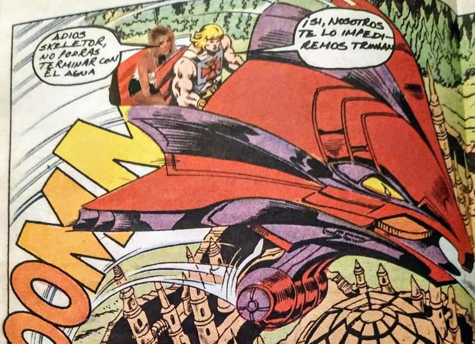 He-Man y Yuri: El crossover de los 80's que nadie recuerda 6