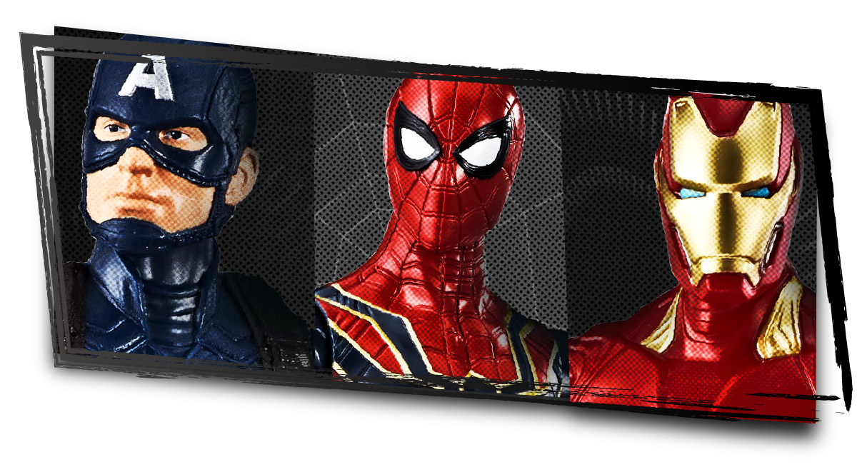 Marvel lanza una nueva campaña con sus figuras de acción: Encuentra tu Poder 1