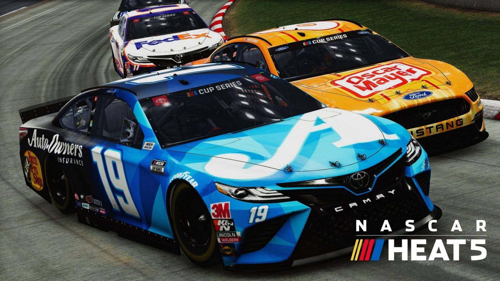NASCAR Heat 5 ya está disponible 13