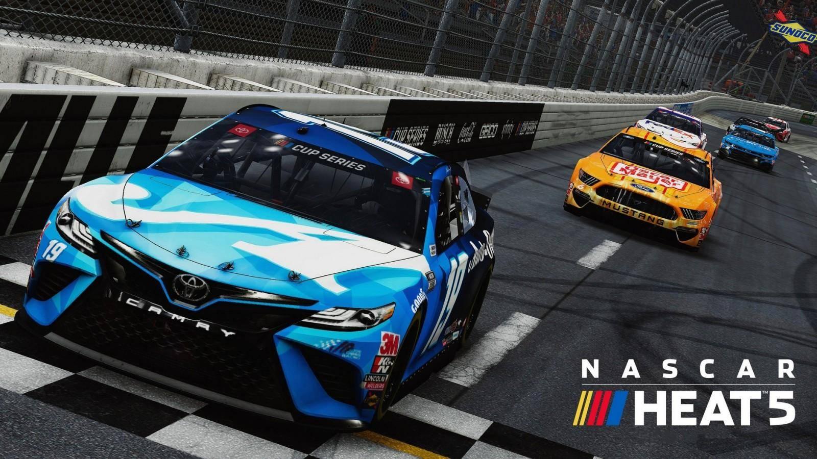 NASCAR Heat 5 ya está disponible 12