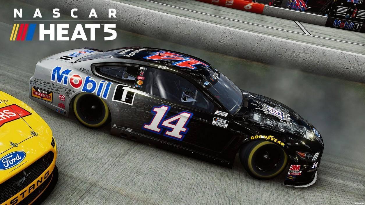 NASCAR Heat 5 ya está disponible 4